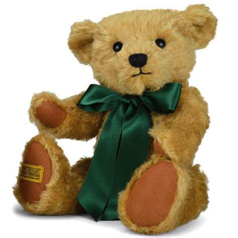 Handmade Teddy Bears Uk - shrewsbury teddy by merrythought the garden