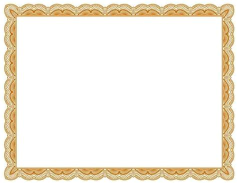 certificate border templates for word free certificate border templates for word invitation