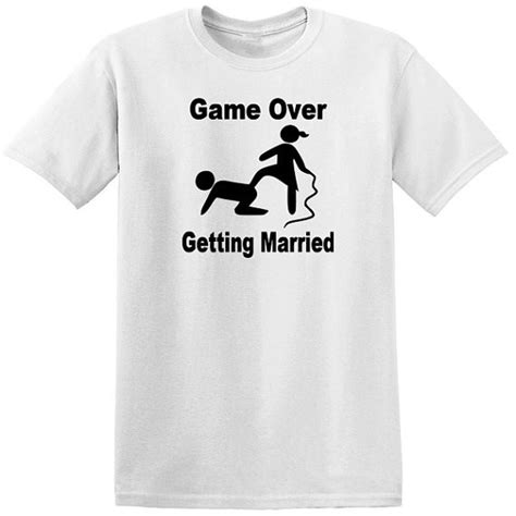 Married Shirts Getting Married T Shirt For The Groom Bachelor