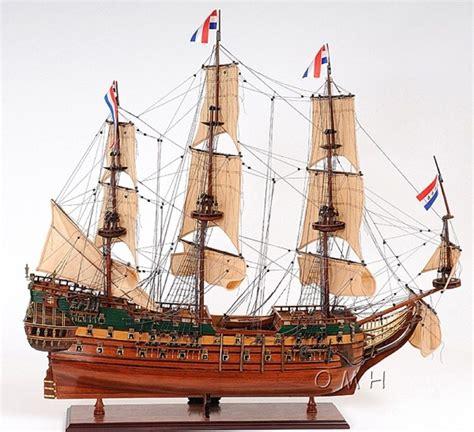 schip friesland friesland wooden ship model tall ship frigate decor