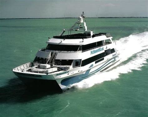 fast boat marco island to key west i wonder how long before we can gravel grind in cuba