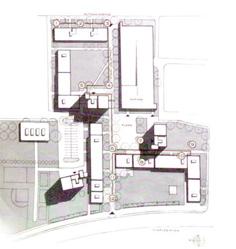 Gropius House Floor Plan by Ad Classics Peabody Terrace Sert Jackson Amp Gourley