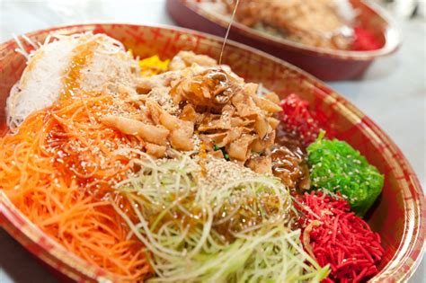 new year dish name what is lo hei the new year dish and where can i