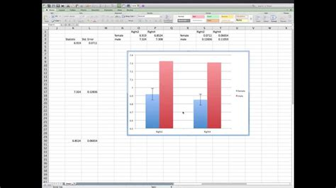 adding error bars to charts in excel 2013 nathan brixius how to add standard deviation bars in excel line graph
