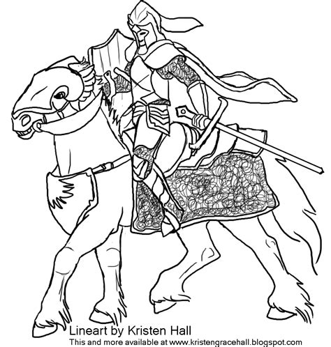 coloring pages of knights and horses coloring pages sketch coloring page