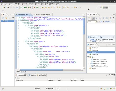 eclipse swing editor linux text editors