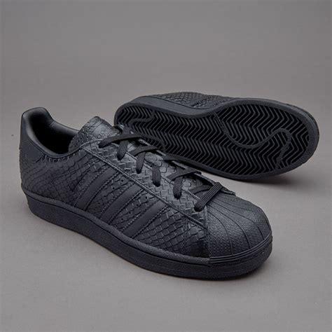 Sepatu Adidas Womens Sepatu Sneakers Adidas Originals Womens Superstar Black