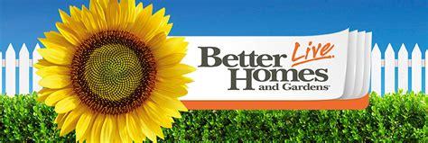 better homes garden show 16 18 september 2016