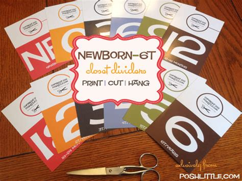 Free Printable Closet Dividers by 17 Decorative Clothes Hanger And Hook Tutorials Tip Junkie