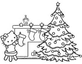 christmas tree presents coloring pages art party christmas tree