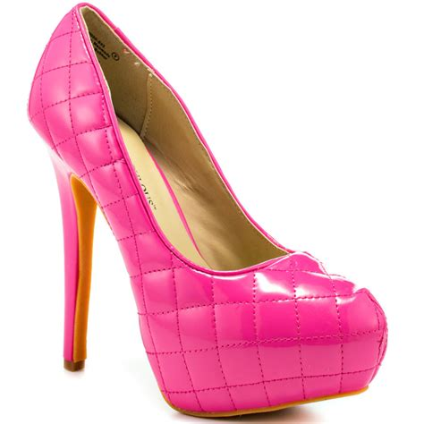 pink shoes justfab corinna pink shoes for ijshoes