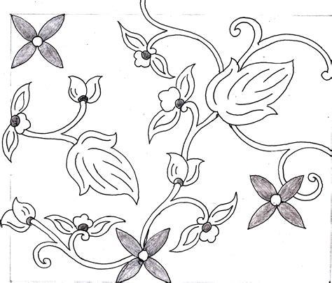 motif batik cap motif batik cap