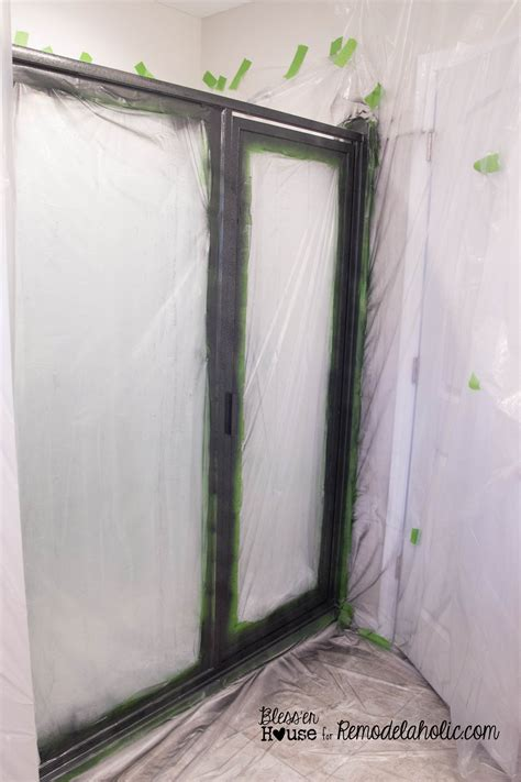 industrial shower door diy industrial factory window shower door
