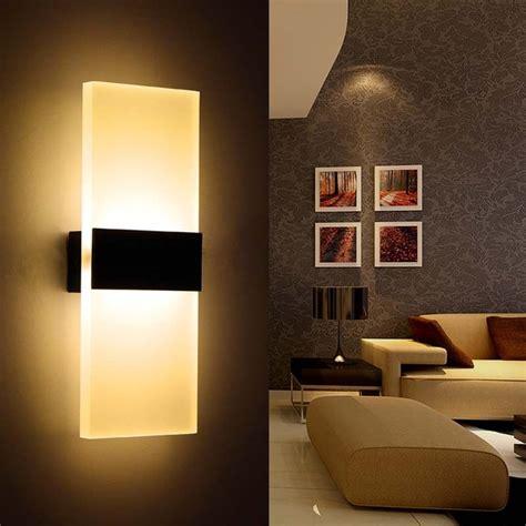 New Modern Industrial Aluminum Wall Lights ikea Kitchen Restaurant/Living Bedroom Indoor