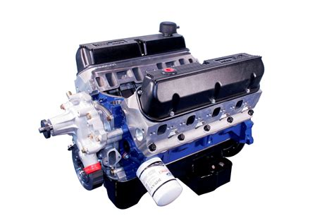 ford racing motor ford performance parts expands crate engine lineup for 2012