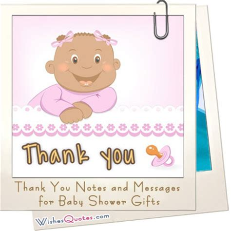 thank you letter gift baby thanksgiving quotes for baby gift quotesgram