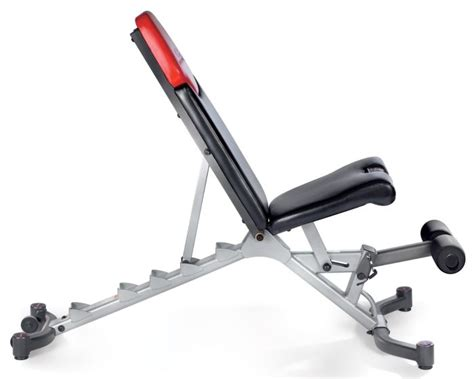 used adjustable weight bench bowflex selecttech 5 1 series adjustable bench
