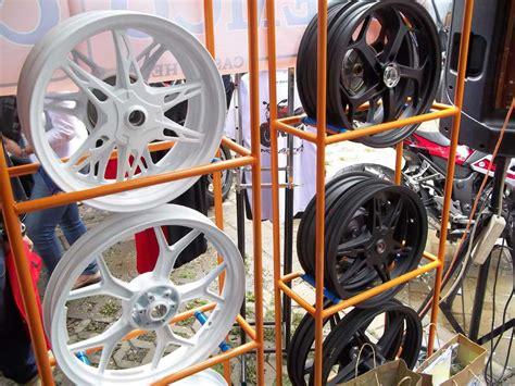 Mur Racing Ukuran 125 Dan 15 chemco tawarkan velg racing ringan dari matic hingga moge merdeka