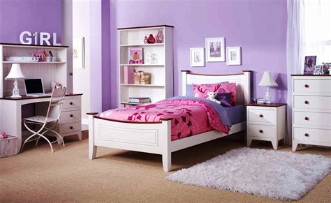girls white bedroom furniture sets girls bedroom furniture sets purple wall decorating color