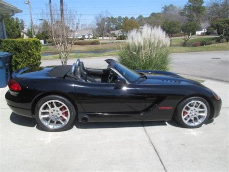 service manual buy used 2005 dodge viper buy used 2005 dodge viper srt 10 convertible 2 door