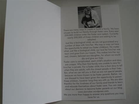 Introduction Letter To Friends And Family Pin By Charis Church On Foster Care
