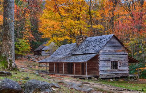 Great Smoky Mountain Cabins by Great Smoky Mountains Dennis Skogsbergh