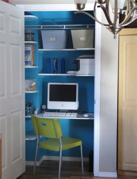 Closet Home Office Design Bookmark 8702 Home Office Closet Ideas