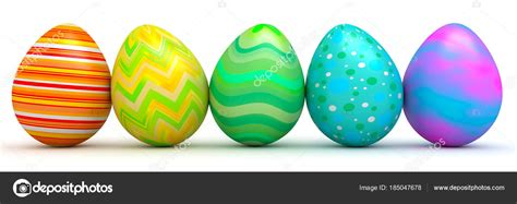 colorful easter eggs row of colorful easter eggs stock photo 169 ssilver 185047678