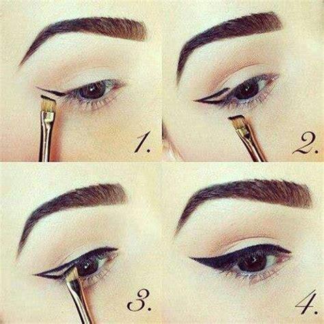 eyeliner tutorial for beginners liquid easy winged eyeliner great for beginners big girl
