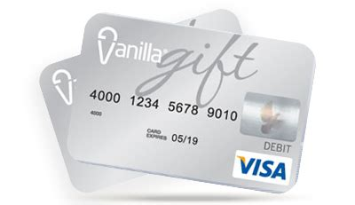 vanilla visa gift cards purchasing and balance checking information