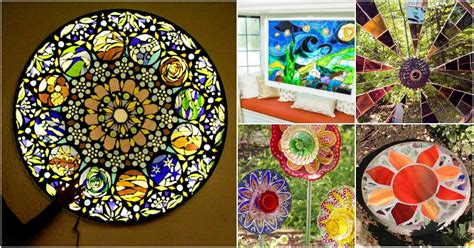gorgeous diy stained glass projects