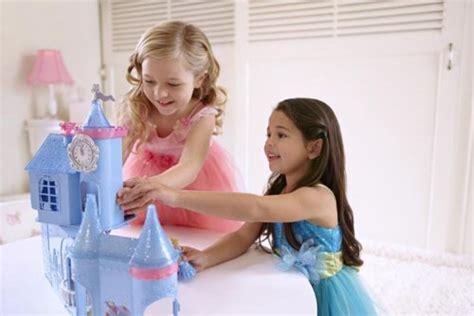 cinderella magic clip castle doll house cinderella magic clip castle doll house import it all
