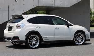 Subaru Crosstrek Modified Subaru Xv Crosstrek Bodykit Gotbodykits Rvinyl Does At