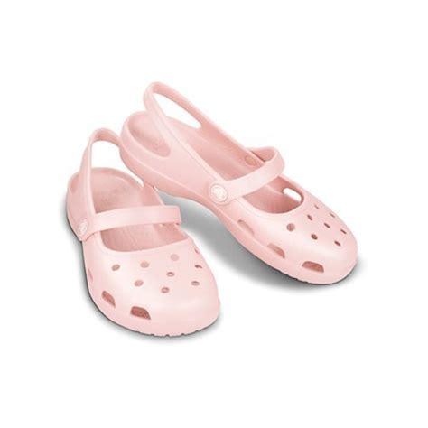 Crocs Sandalen by Crocs Shayna Womens Damen Sandalen Ballerina Schwarz