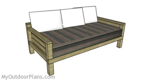 diy daybed plans diy daybed plans myoutdoorplans free woodworking plans