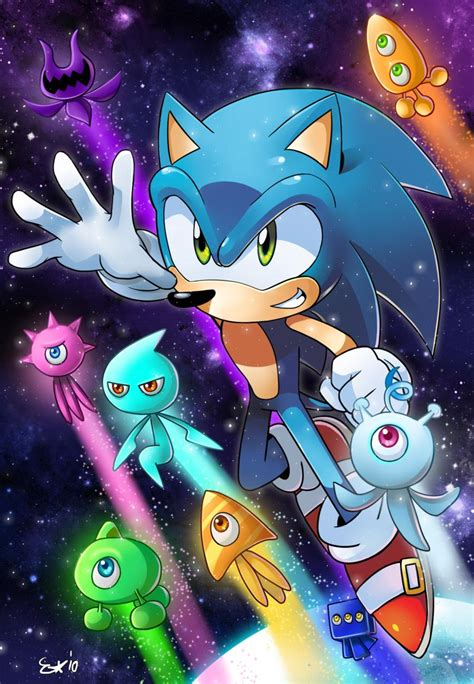 sonic color sonic colours zerochan anime image board