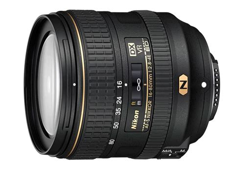 Nikon Dx Vr nikon af s dx nikkor 16 80mm f 2 8 4e ed vr lens review