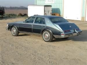 81 Cadillac Seville 1981 Cadillac Seville Diesel