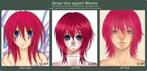 Draw This Again Meme Blank - draw this again meme by amumaju on deviantart