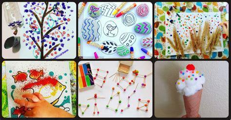 imagenes educativas en foami 20 manualidades montessori para entretener a tus hijos en