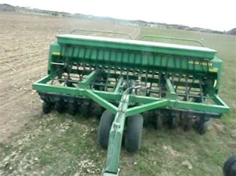 Pasture Planter by Sustainable Agriculture Using A No Till Drill In Pastures