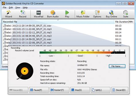 nch software video converter golden records analog to cd converter shareware version 2