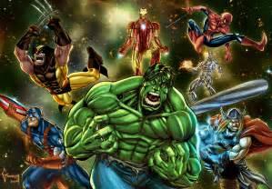 marvel super heroes matelandia deviantart