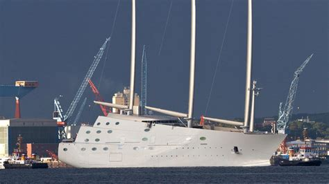 sailing yacht a boat international exclusive sailing yacht a delivered by nobiskrug boat