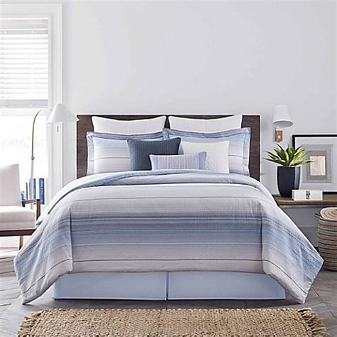 real simple bedding real simple parker comforter set bed bath beyond