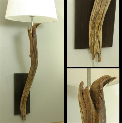 Driftwood Wall Sconce Gorgeous Sculpted Driftwood Wall Sconce Wall Mounted