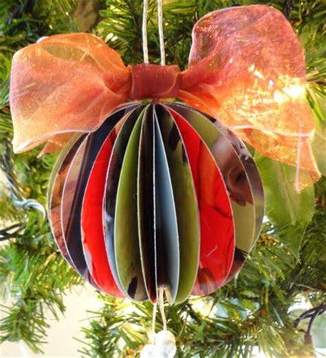junk mail ornaments allfreeholidaycrafts com