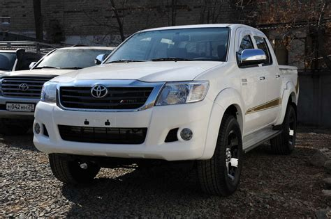 Toyota Up Hilux Used 2011 Toyota Hilux Up Photos 2700cc Gasoline