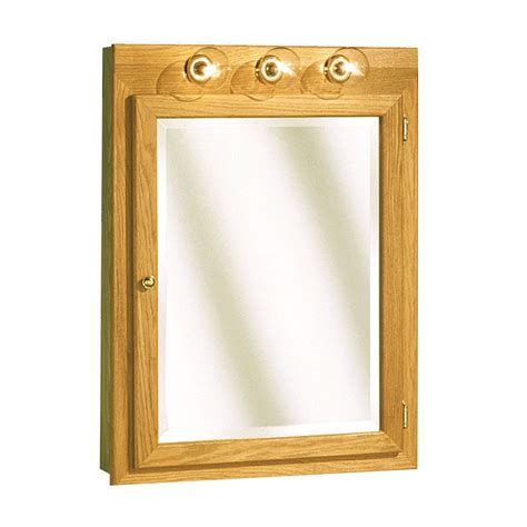 wood framed medicine cabinet lighted medicine cabinet with wood frame interior