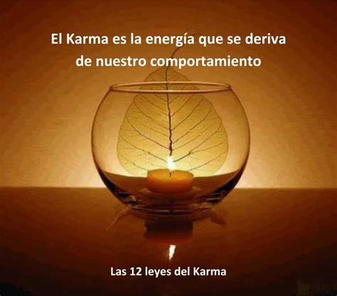 imagenes en ingles del karma las 12 leyes del karma telos gabinete hol 237 stico